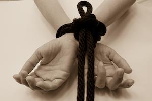 Can Bondage Create Intimacy?